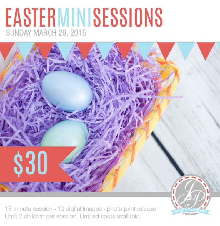Easter Mini Sessions Post 2